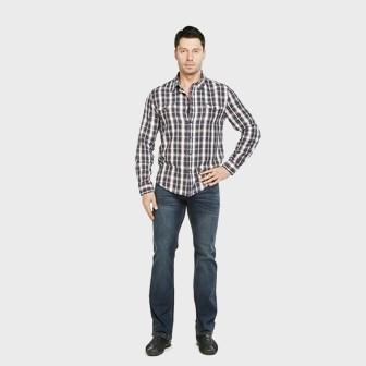 Рубашка мужская Montana, 11058
