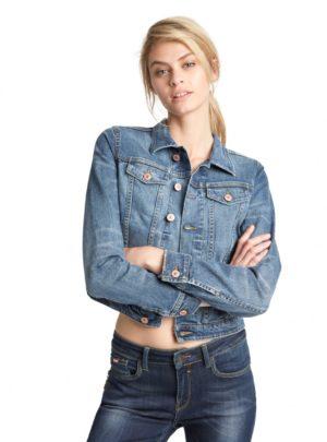 Куртка джинсовая H.I.S., 101390