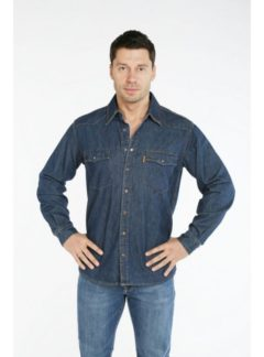 Мужская джинсовая рубашка Montana, 12190 SW