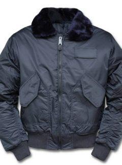 Мужская куртка-пилот с воротником MIL-TEC, 10405