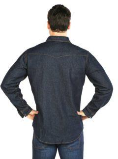 Мужская джинсовая рубашка Montana, 12190 RW
