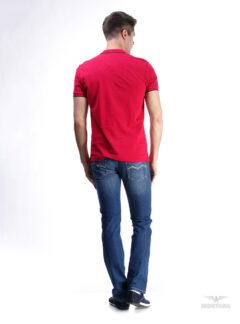 Мужская футболка-поло Montana, 21171-red